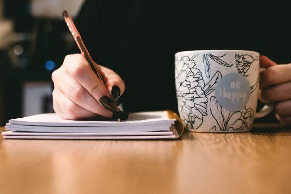 Les bienfaits de l'écriture sur le moral